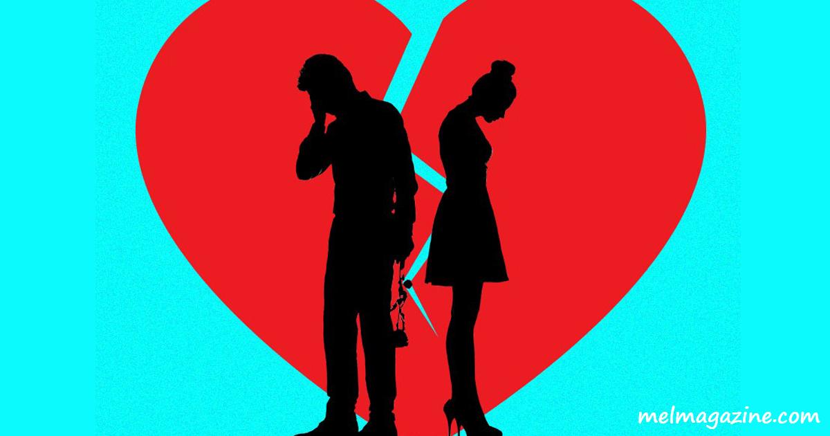 Разрыв отношений дается мужчинам тяжелее, чем женщинам. Исследование