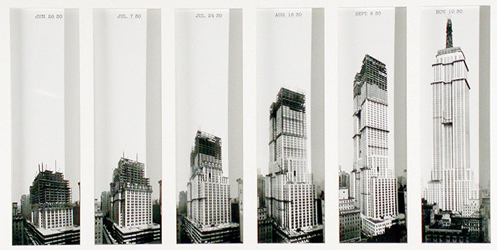 Вот как выглядели 20 всемирно известных зданий и статуй во время строительства