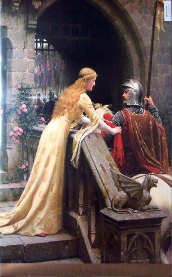Как защитить морально свою даму?
