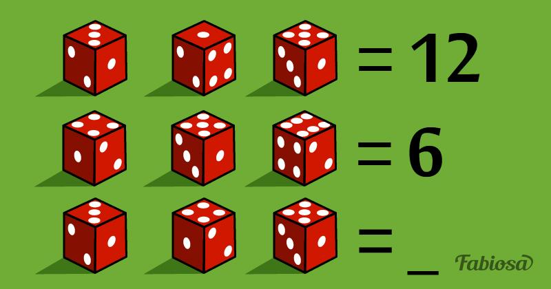 Загадка, с которой сложно справиться даже прирожденным математикам: а вы сумеете решить?