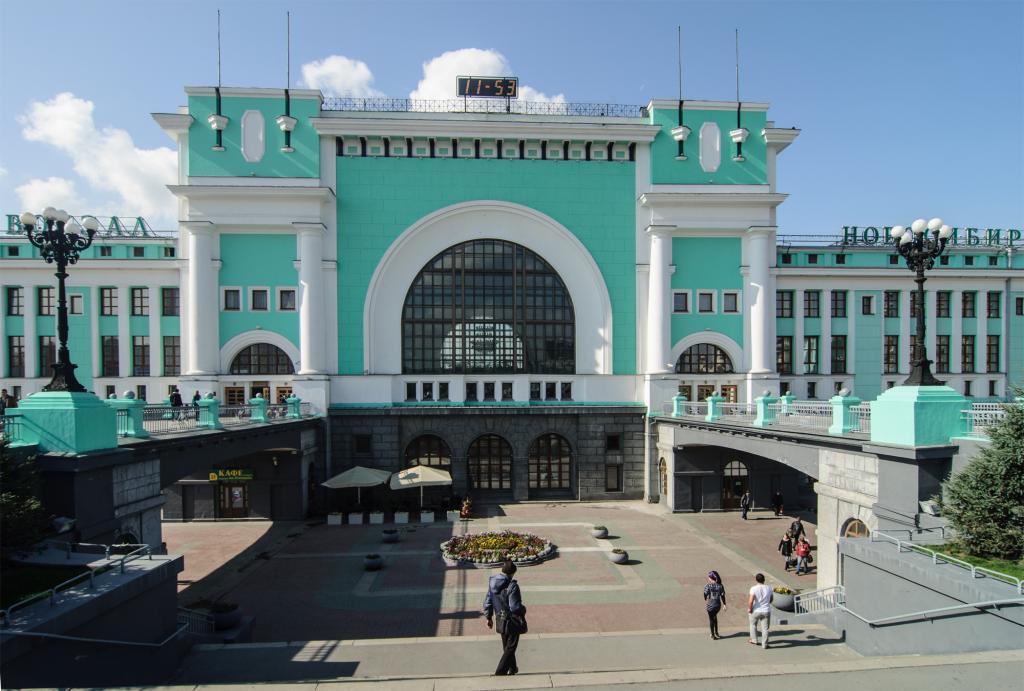 Маршрут Иркутск - Новосибирск и особенности поездки по нему