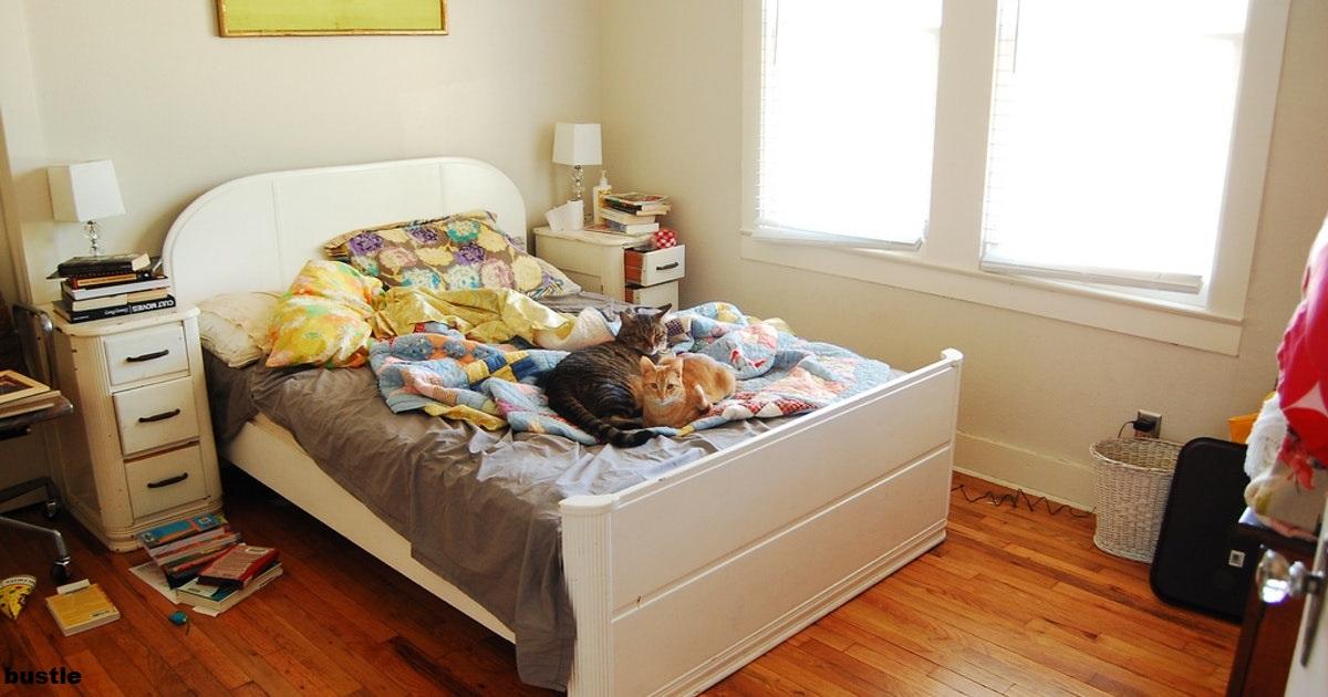 10 вещей, которым не место в вашей спальне