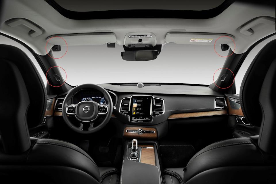 Новое средство борьбы с пьянством за рулем. Volvo продолжает удивлять.