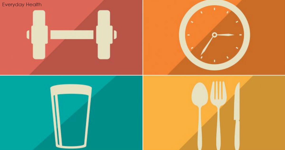 Для здоровья и долголетия важны только 4 правила. Вот они