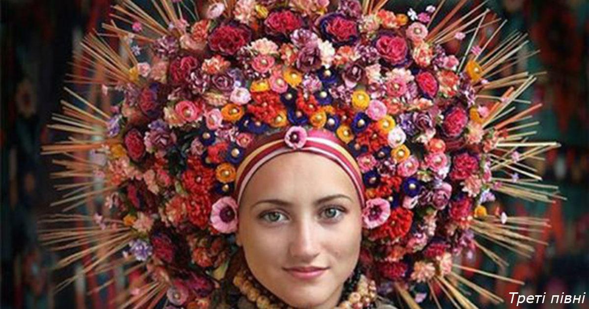 Традиционные украинские венки возвращаются в моду, причем во всем мире!