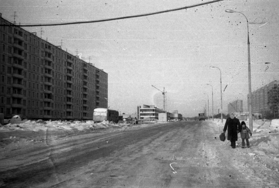 Новодмитровское шоссе. Эт вообще где?!