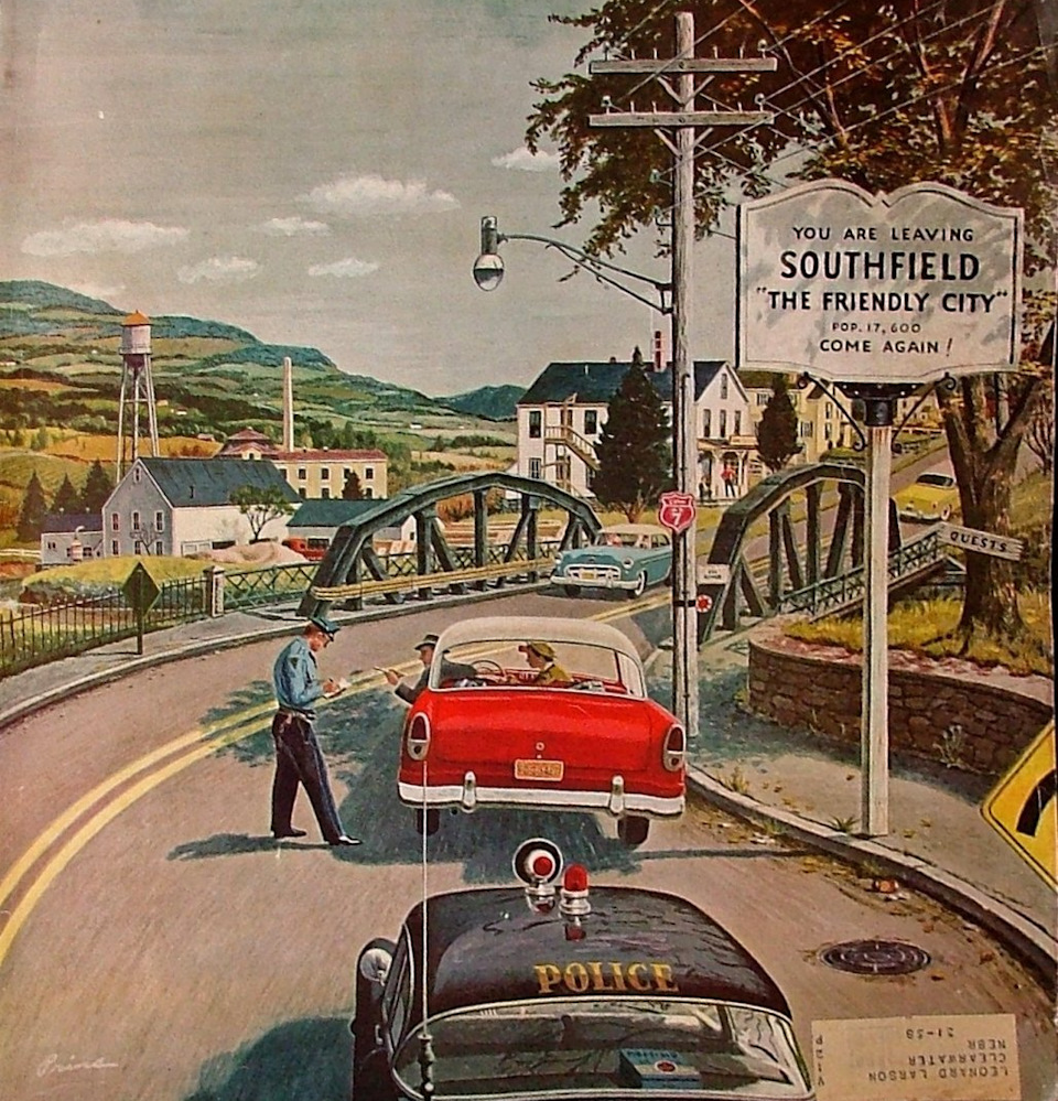 Photographs of the past - Part Two: the road is calling!