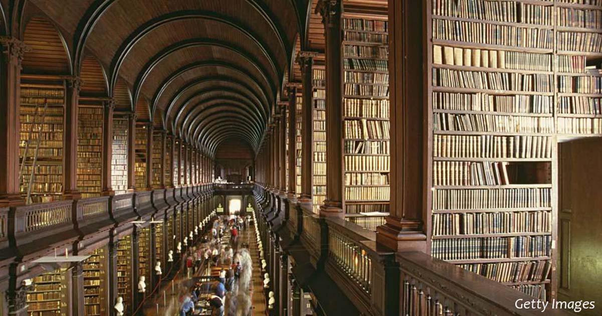 20 библиотек, в которые стоит зайти настоящему книгоману