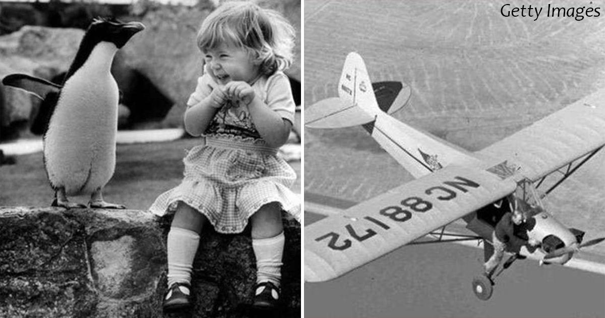 29 исторических фото, которые по понятным причинам в школах не показывают