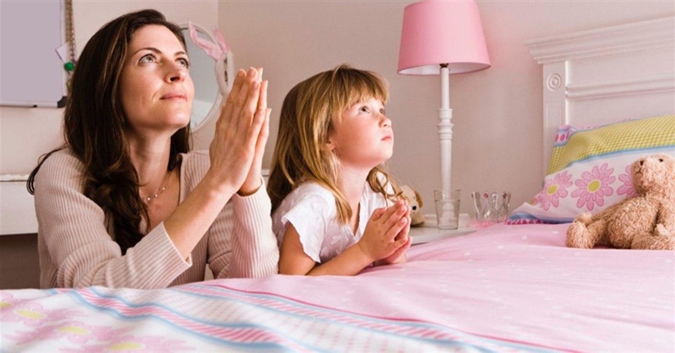 Материнская молитва на счастье для детей. Читать лучше всего по утрам