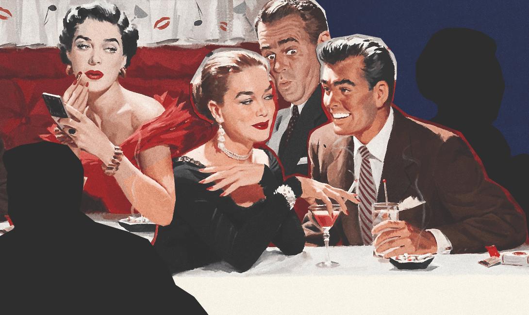 Отношения с женщиной, которая намного старше тебя
