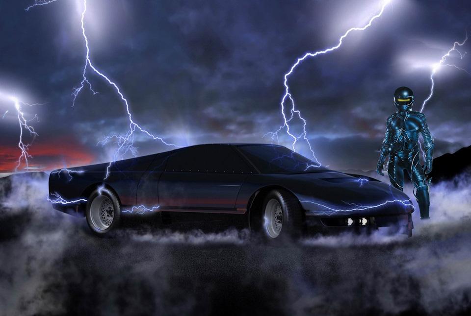 Dodge M4S из фильма «Дух мщения» и при чем здесь пейс кары CART