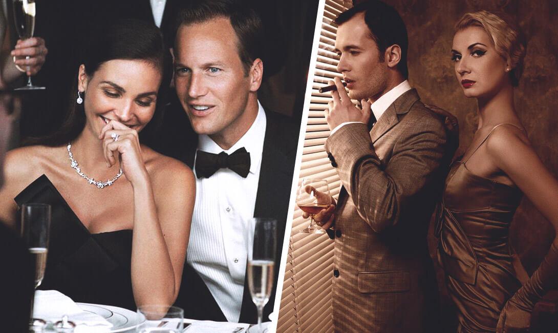 Почему девушки предпочитают богатых парней