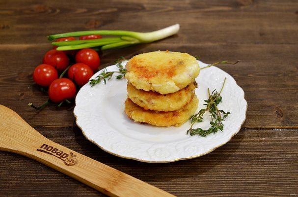 Сырники из кабачков