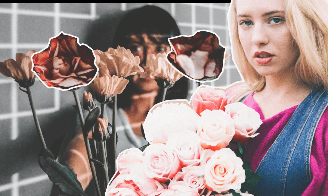 8 правил, как подарить девушке цветы