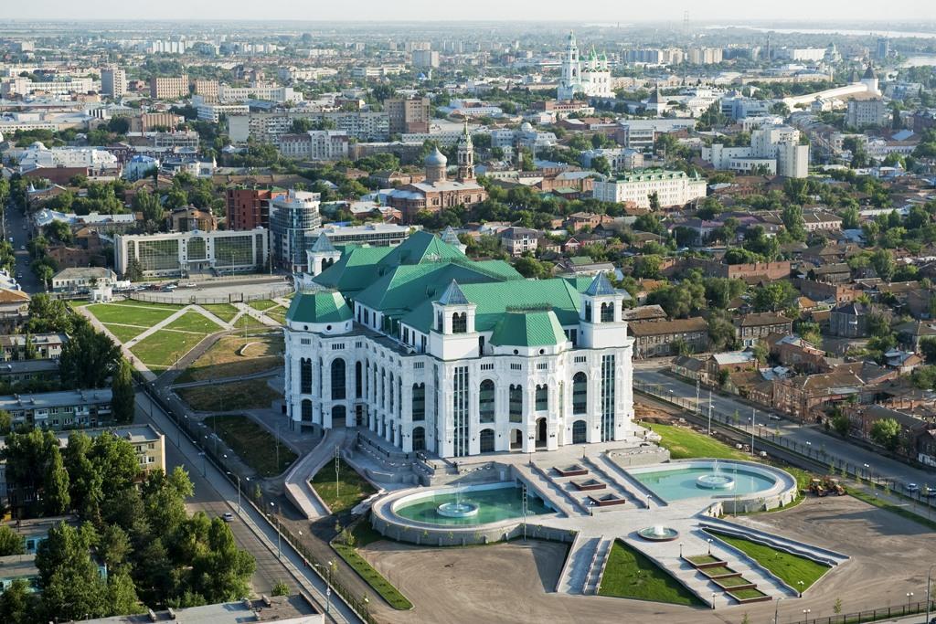Астрахань   Волгоград: расстояние и способы организации поездки