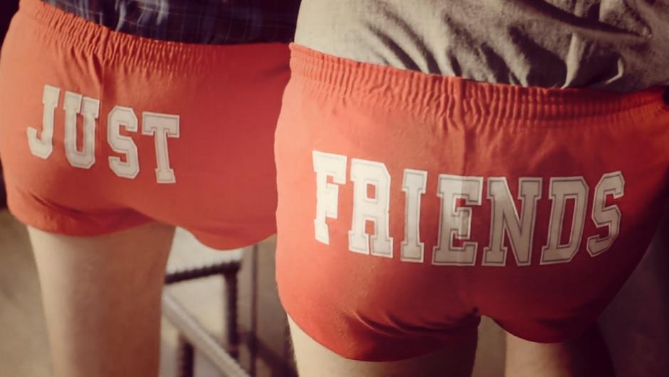 Почему вы до сих пор просто друзья