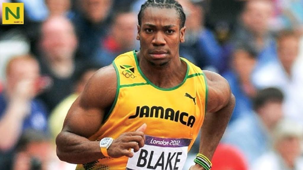 Ямайский спринтер Йохан Блейк