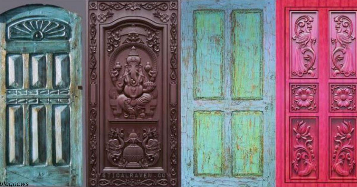 В какую дверь вы бы вошли? Выберите одну, чтобы узнать, что это говорит о вашей личности