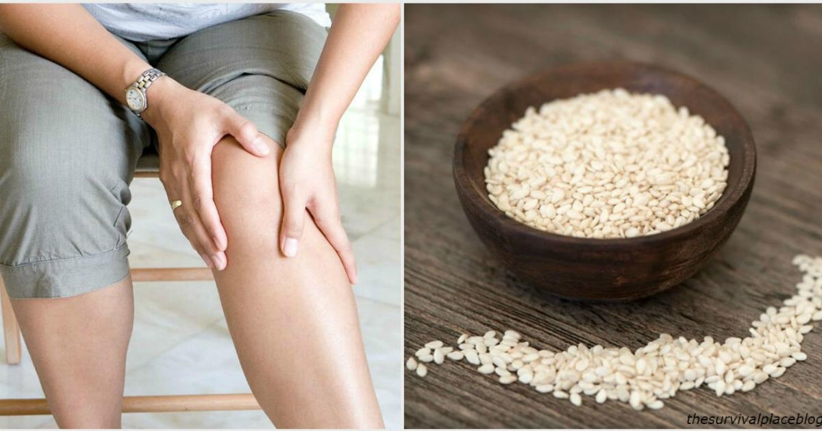 Семена, которые восстанавливают сухожилия и устраняют боль в суставах