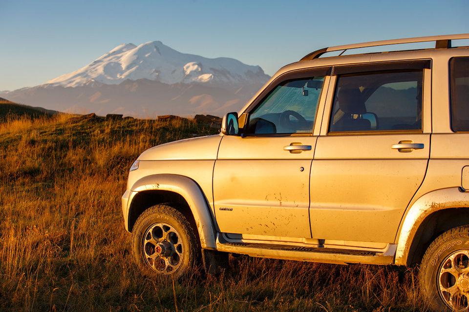 Все мои авто: приключения Патрика на Кавказе