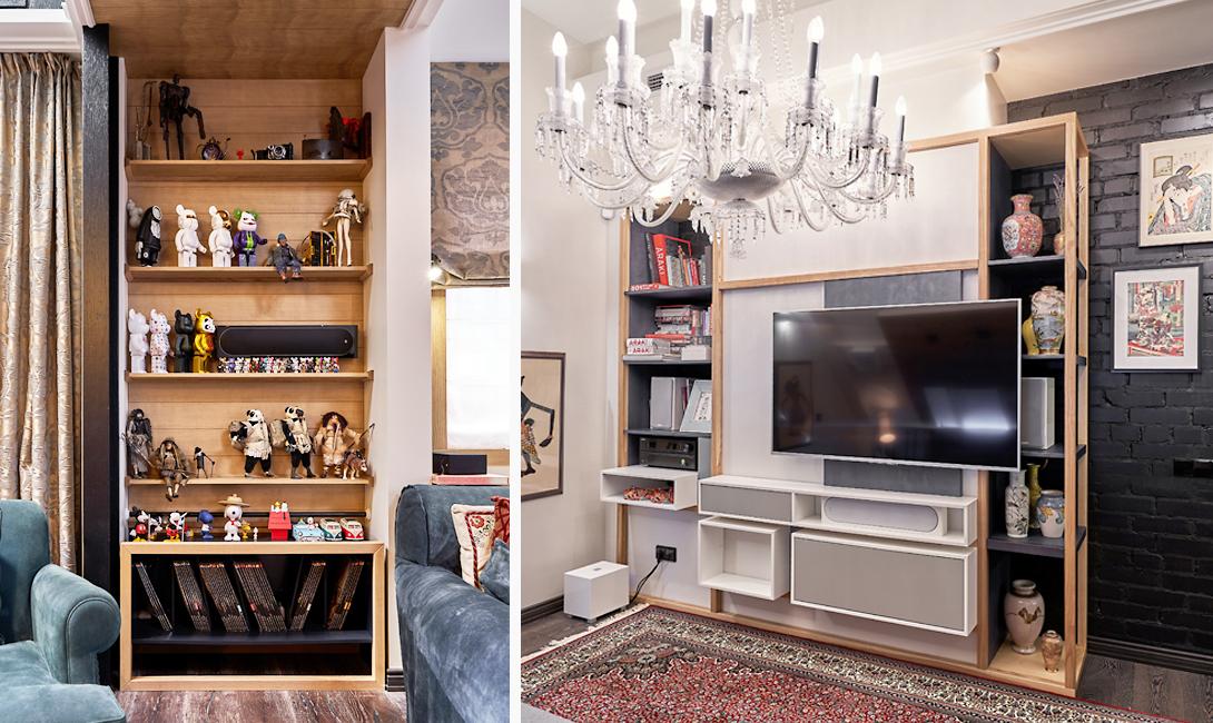 4 способа обустроить холостяцкую квартиру
