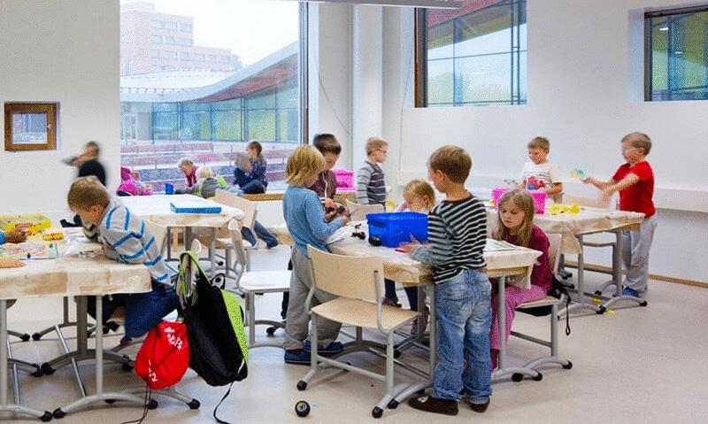 Загадки финской школы: меньше учишься — больше знаешь