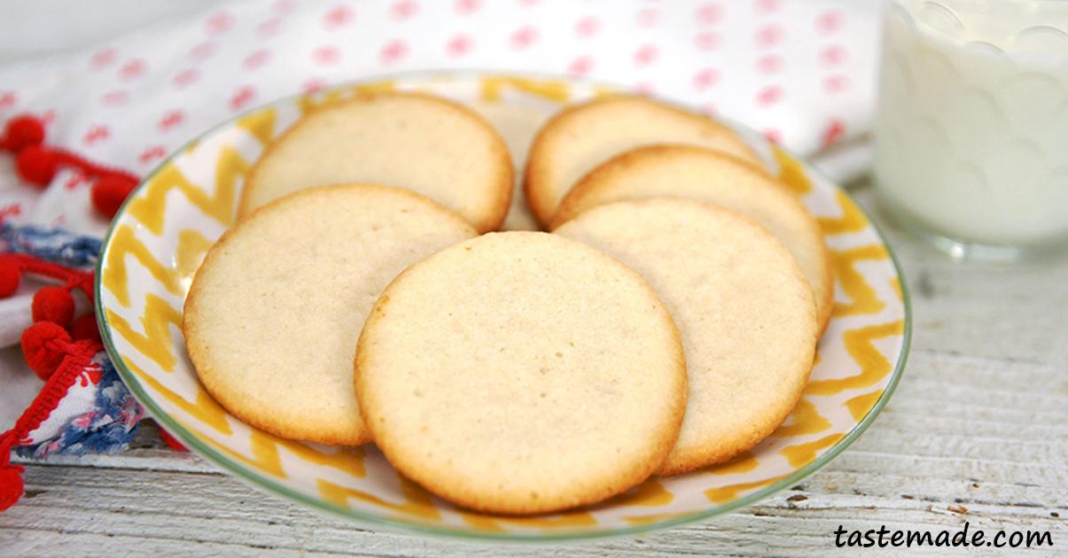 Домашнее печенье за 15 минут   из ингредиентов, которые у вас уже есть