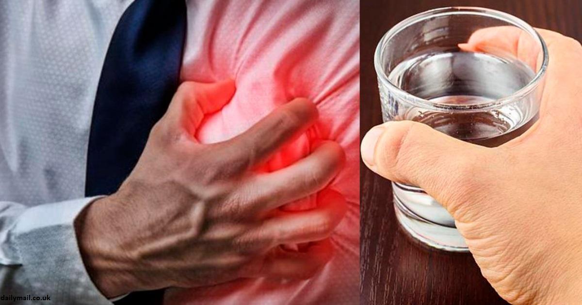 Связь между водой и инфарктом, о которой вам лучше знать заранее