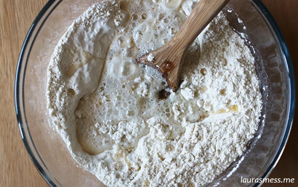 Домашний хлеб - попробуйте этот рецепт и забудьте о хлебе из магазина