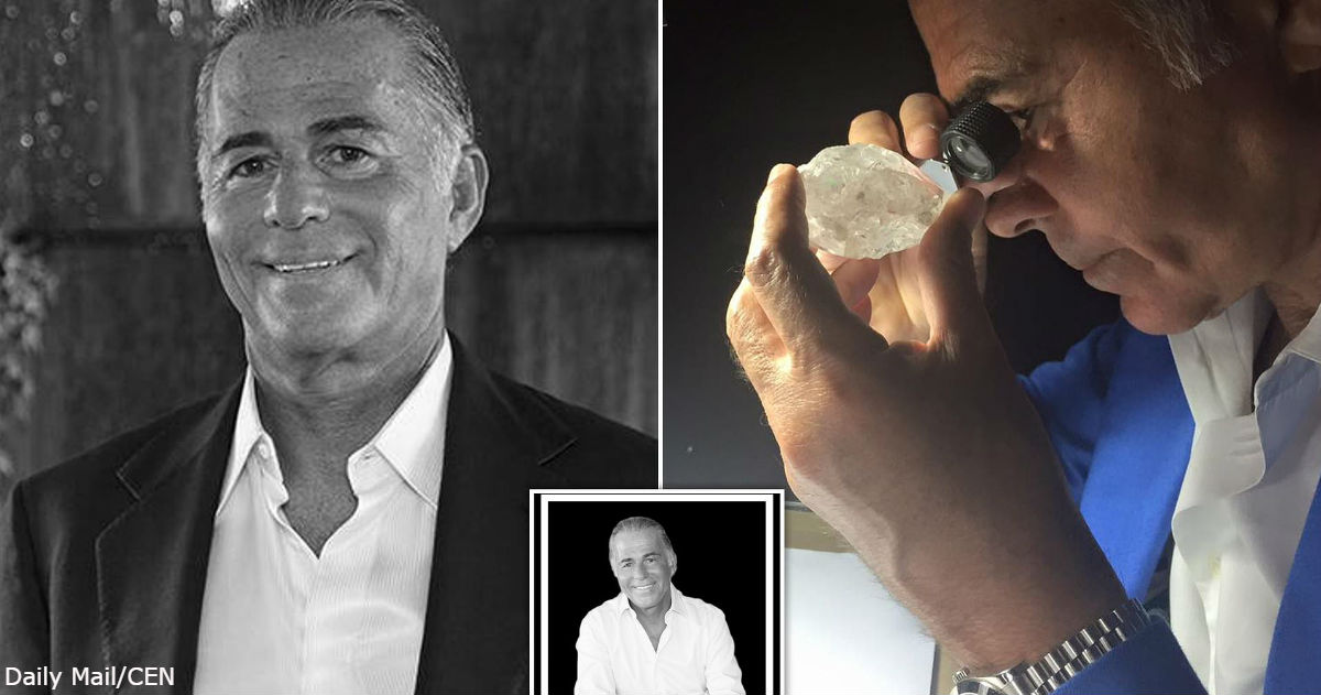 65 летний миллиардер, торгующий алмазами, умер во время стыдной операции