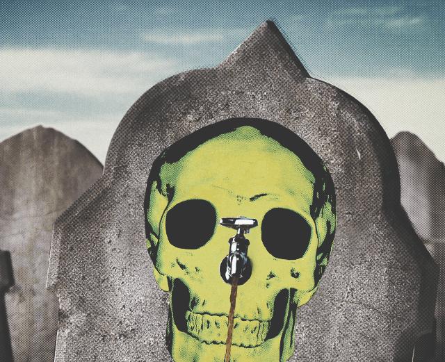 7 способов похоронить себя необычно