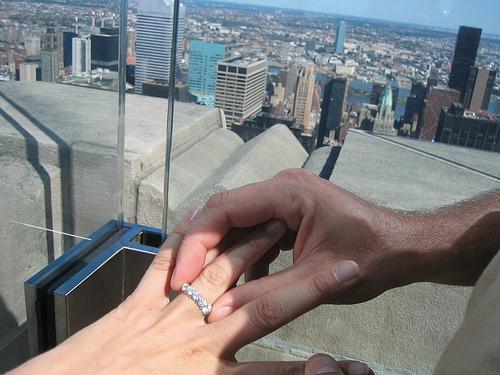 Практическое руководство для мужчин: как сделать предложение руки и сердца?