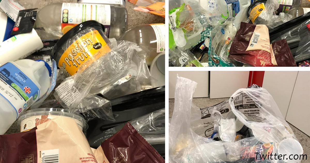 Я целый месяц не выбрасывала пластиковый мусор   и вот чему я научилась