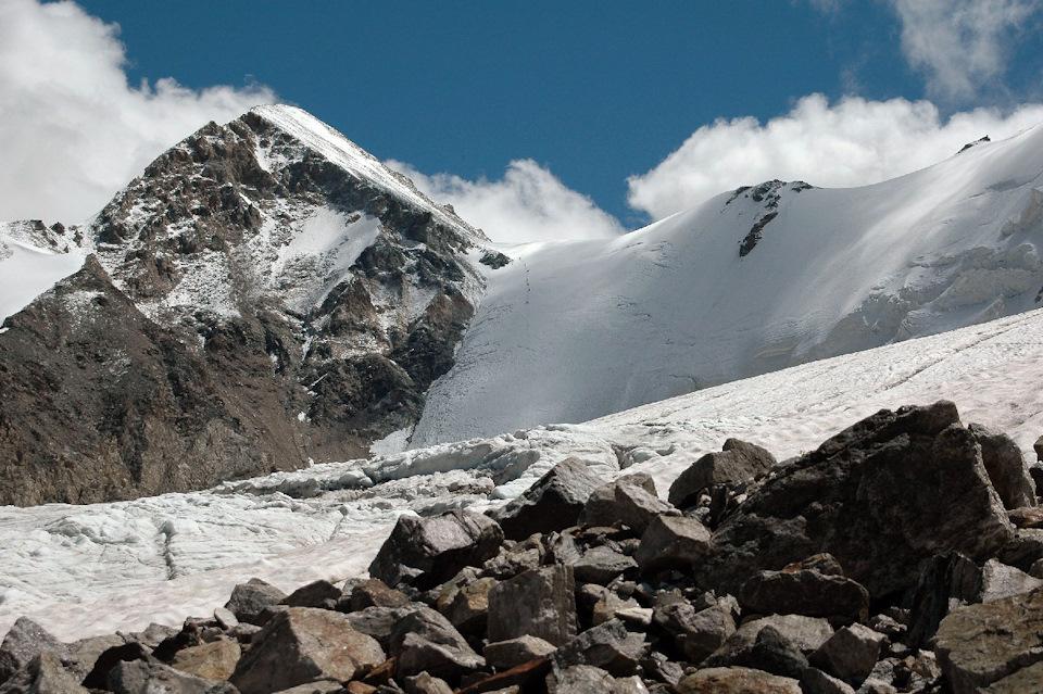 Эльбрус 2006. На лыжах с вершины. Акклиматизация (часть 3)