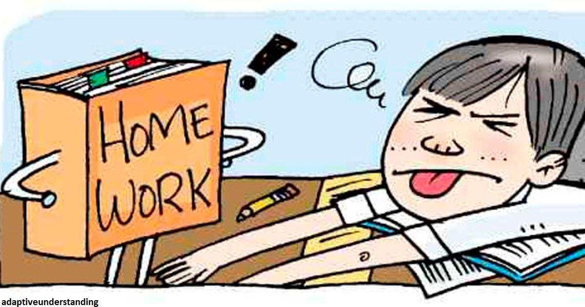 Ученые призвали запретить домашние задания в школах. Вот как они это объясняют
