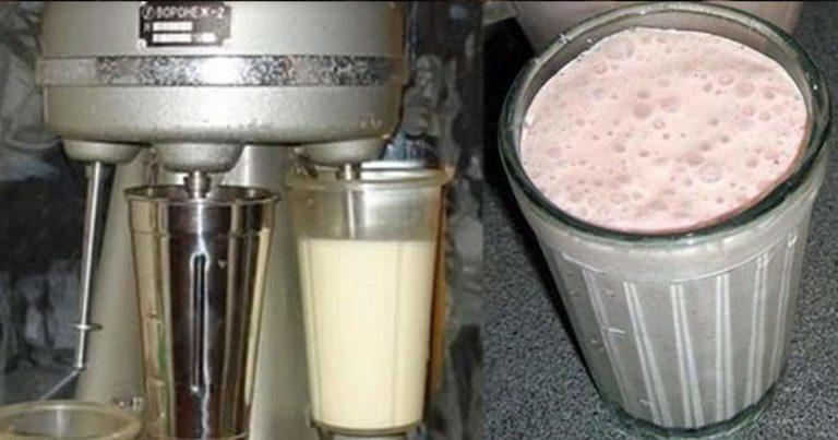Вкуснятина из далёкого детства: тайна приготовления молочного коктейля по советски
