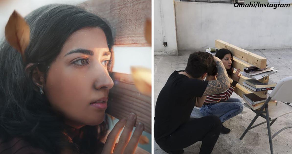 Мексиканский фотограф показал, как делает ″идеальные″ фото для Instagram своих клиентов