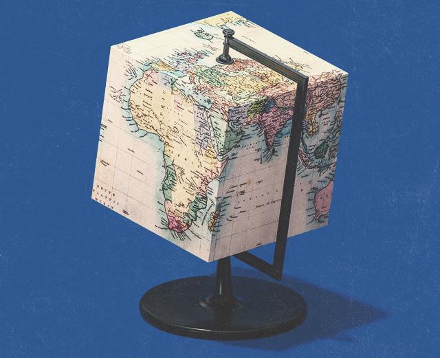 Всё, что тебе нужно знать о геополитике