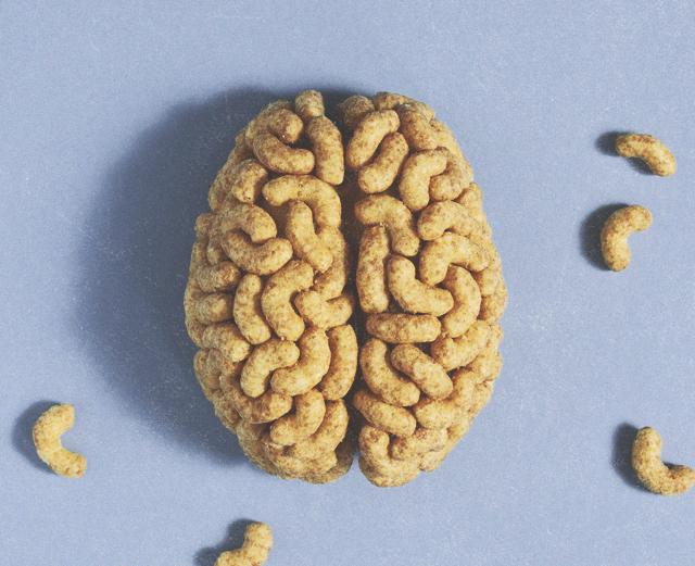 Диета для мозга, которую необходимо соблюдать