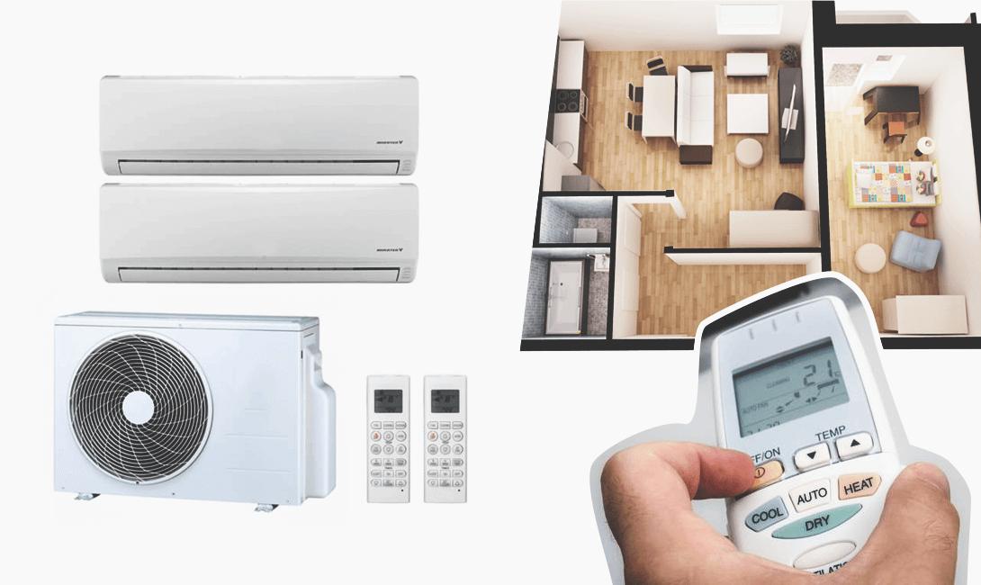 Как выбрать оптимальную сплит-систему для дома