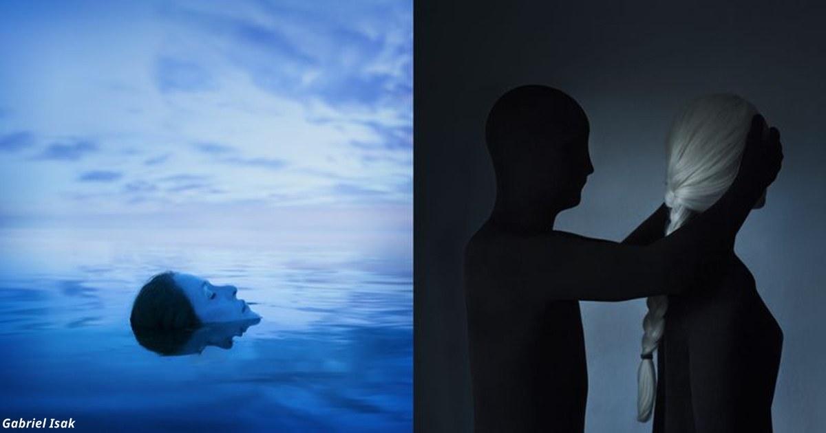 Подавленный фотограф показал, каким кажется мир человеку с депрессией
