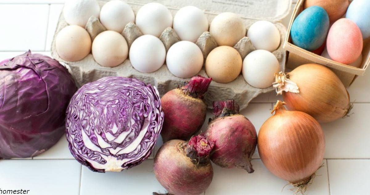 Как покрасить пасхальные яйца без ущерба для здоровья