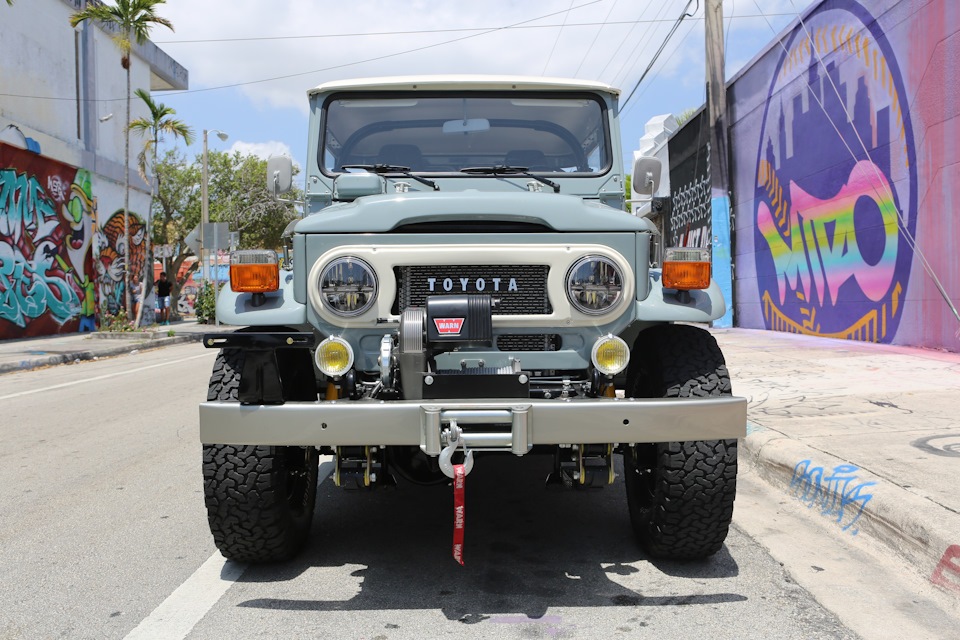 An old friend is better than the two new ones: who and why is restoring Japanese SUVs in Colombia?
