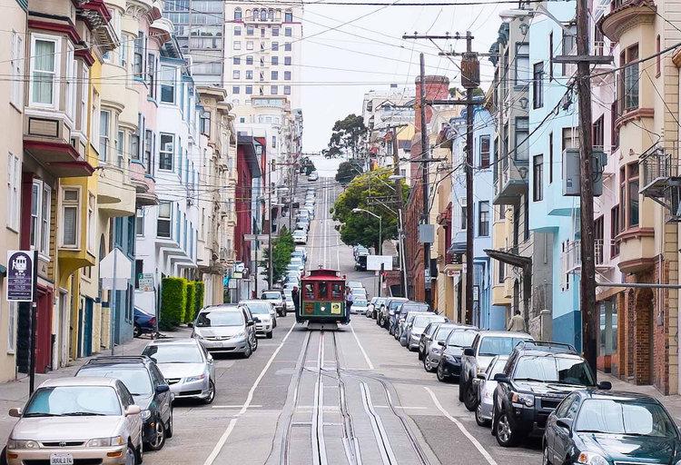 Сан-Франциско стал таким дорогим, что USD100 000 в год - это уже за чертой бедности