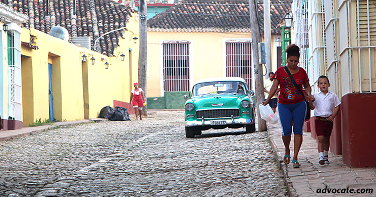 Куба бесплатно раздает таблетки для профилактики ВИЧ