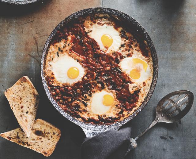 5 способов приготовить яичницу на завтрак