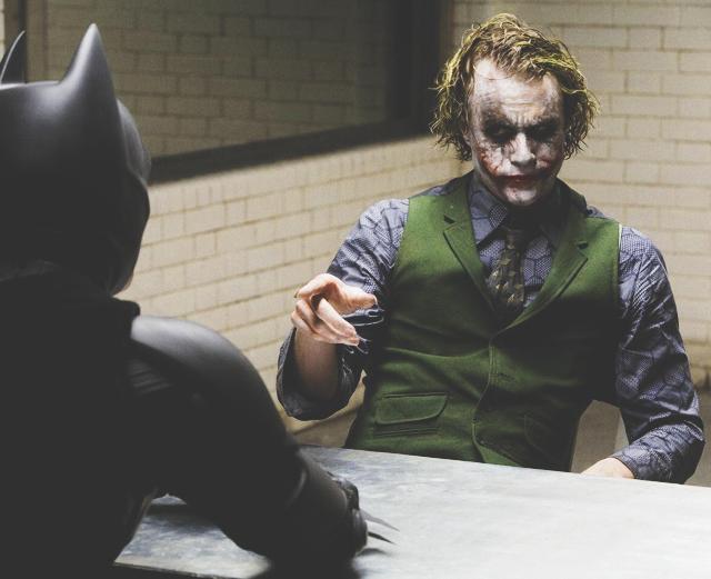 Джокеры, которых мы заслужили