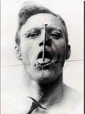 33 жутких фото из цирков прошлого, которые когда-то тоже считались ″нормальными″