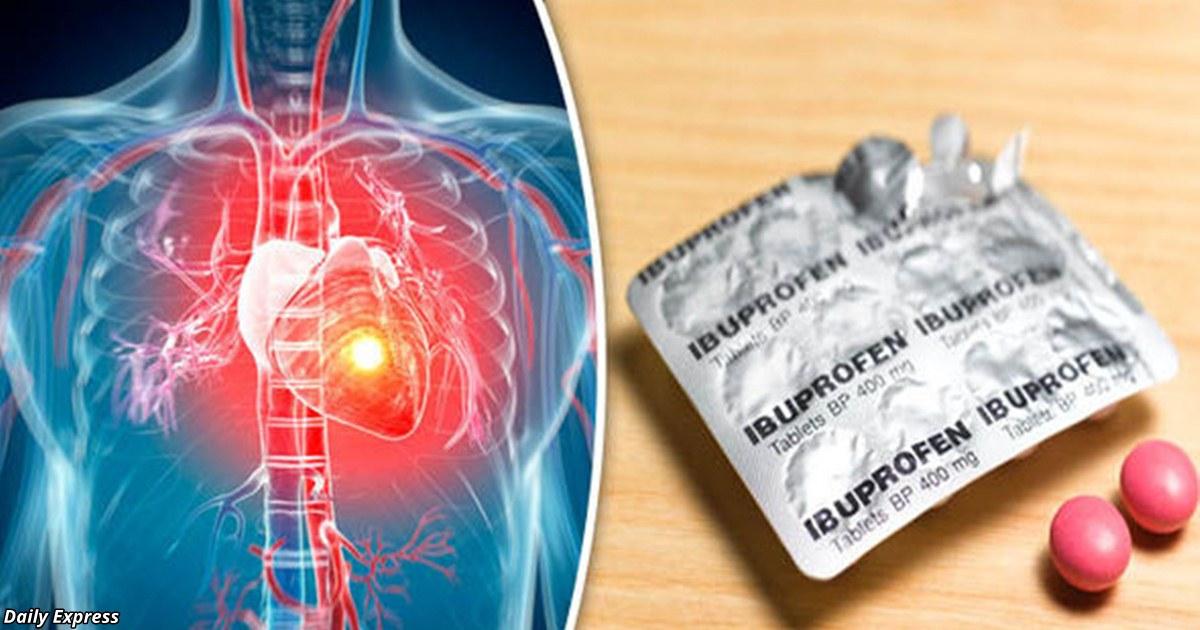 Вот все риски, связанные с регулярным использованием ибупрофена
